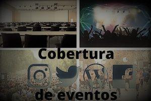 ComuniCrece ofrece un amplio servicio de cobertura de eventos.