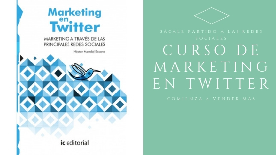 Curso de Marketing en Twitter (2018).