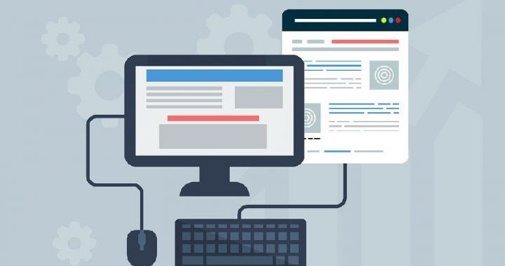 Diseño de páginas web para empresas.