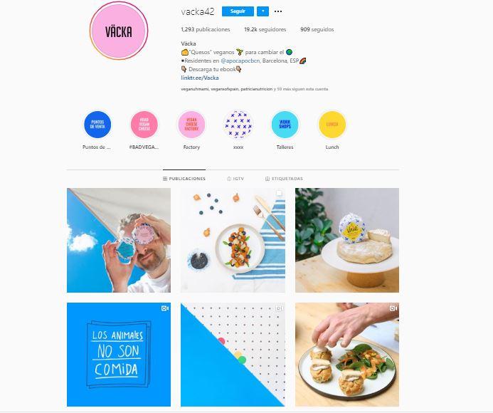 Mejora feed instagram