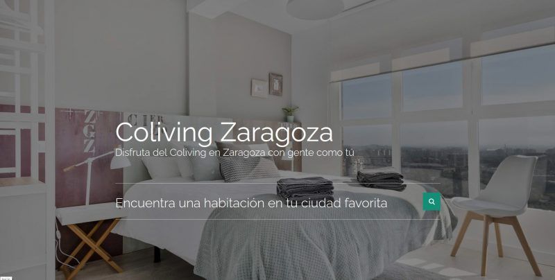 Página web de City House, hecha por la agencia de marketing en Zaragoza ComuniCrece