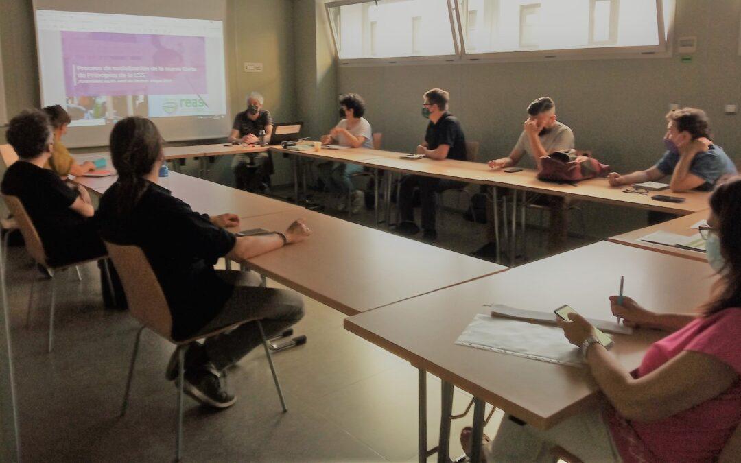 ComuniCrece obtiene el sello de empresa socialmente responsable y entra a formar parte de REAS Aragón
